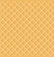 crisp waffles summer pattern seamless texture eps vector image vector image