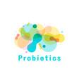 probiotics bacteria logo