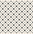 seamless pattern with smooth rounded squares vector image vector image