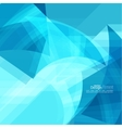 Abstract background with blue stripes vector image vector image