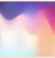 blurred wave background vector image