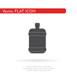 bottle icon for web business finance and vector image vector image