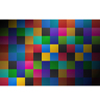 Simple color abstract background vector image