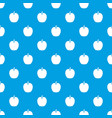 apple pattern seamless blue vector image vector image