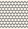 geometric seamless pattern argyle pattern vector image vector image