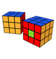 rubik cube toy or color