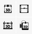 3d printing vector image