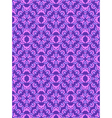 abstract geometric violet pink seamless pattern vector image