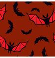 vampire pattern vector image
