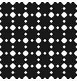 black white subtle polka dot seamless pattern vector image vector image