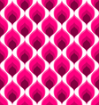 Pink abstract seamless ornament pattern vector image vector image