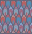 abstract colorful background seamless pattern vector image vector image