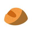 bread icon image vector image vector image