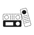 document folders icon vector image vector image