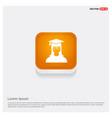 education user icon vector image