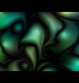 green abstract backround vector image