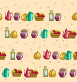 harvest houshold thuings in vector image vector image