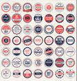 Premium quality retro vintage labels collection 2