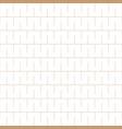 seamless geometric minimalistic pattern vector image vector image