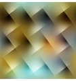 Diagonal plaid strikes on blurred background vector image vector image