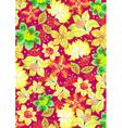 Bali floral vector image vector image