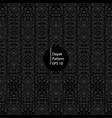 dayak borneo pattern background vector image vector image