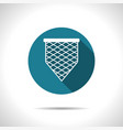 scoop-net icon vector image