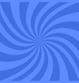 geometrical spiral background - graphic from vector image vector image