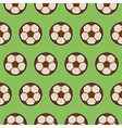 Flat Seamless Sport and Recreation Pattern vector image