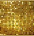 gold bokeh pattern background luxury gold pattern vector image