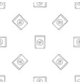 pack nuts pattern seamless vector image