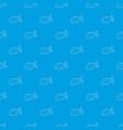 Bandana pattern seamless blue