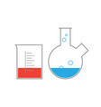 chemical supplies vector image