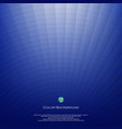 abstract of blue white gradient background vector image vector image