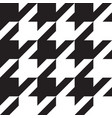 Classical houndstooth pattern big