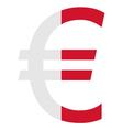Maltese Euro vector image