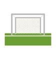 soccer or football related icon imag vector image vector image