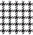 classical tartan pattern vector image