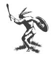 Shaman Dance vector image vector image