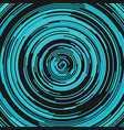 round abstract background from concentric half vector image