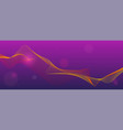 abstract background with linear pattern dynamic vector image