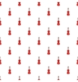 Cello pattern cartoon style vector image vector image