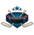 emblem of the hockey team