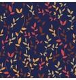 Leaf patternLeaf background Autumn seamless vector image
