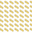 cute pasta bow texture simple repetition vector image vector image