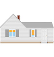 New cottage vector image vector image