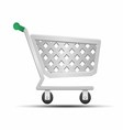 Shopping Cart Stock vector image