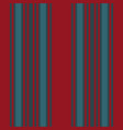 vertical dark blue and red stripes print vector image