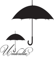umbrella11 resize vector image vector image