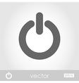 Start icon Power button sign